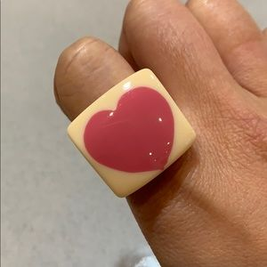 Forever 21 Fun Heart Ring